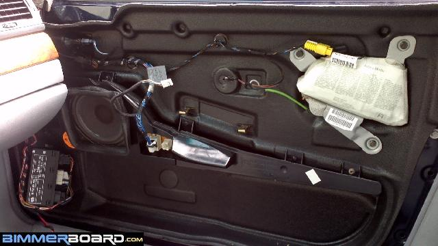 Front Passenger Door Lock/Actuator Replacement
