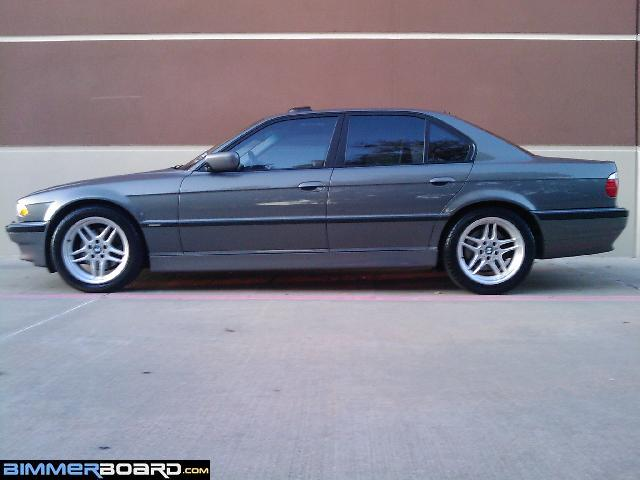 For Sale 2001 Bmw 740i Sport 01 Sporty Shorty Widescreen