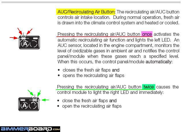 Air recirc/fresh     - Xoutpost com