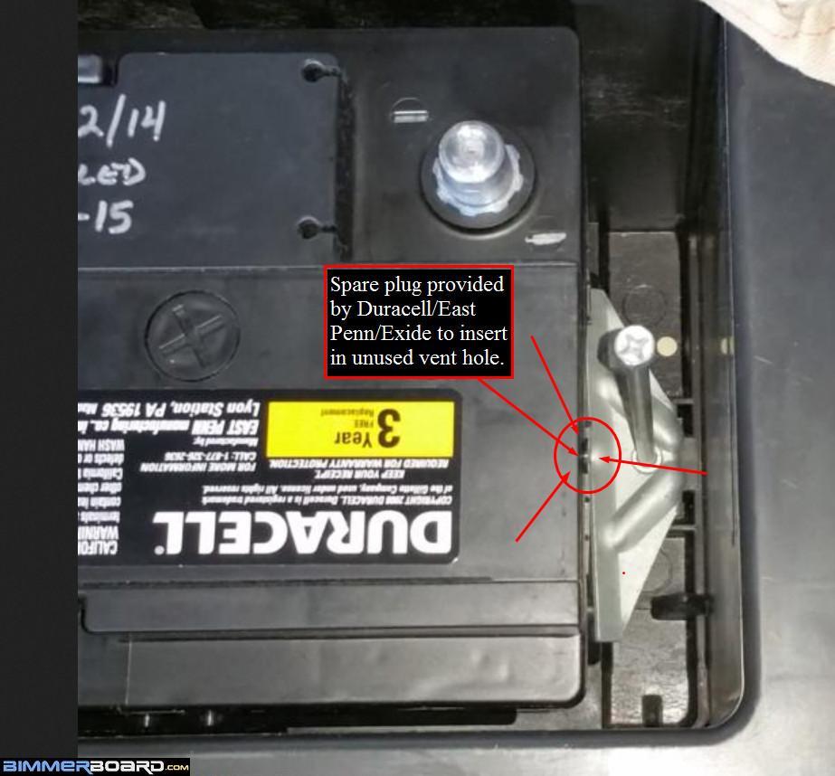 Car Battery Replacement?? - Bimmerfest - BMW Forums