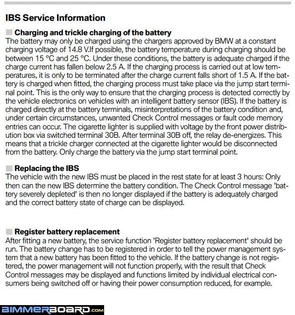 X5 battery replacement  Bimmerfest  BMW Forums