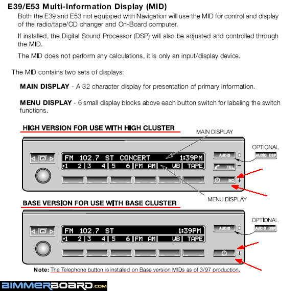 radio disabled after battery disconnect - bimmerfest - bmw forums, Wiring diagram