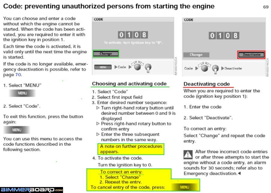 Car won't start, requesting code - Bimmerfest - BMW Forums