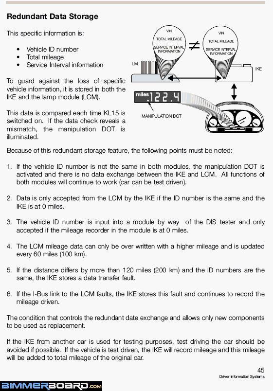 Odometer Tamper Dot please help headlight issue 2001 bmw 740il bimmerfest bmw forums  at eliteediting.co