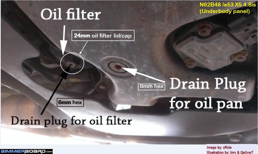 Quick Oil Change Question Xoutpost Com