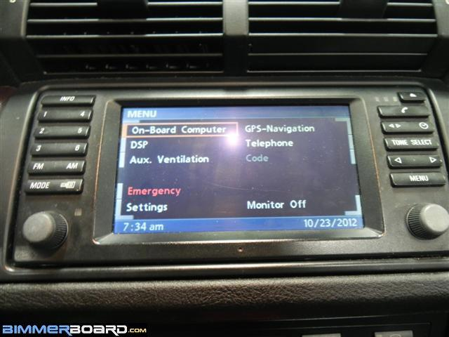 Radio Not Working - Not coming up on on-board monitor - No sounds